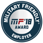 Military Friendly Employer 2018