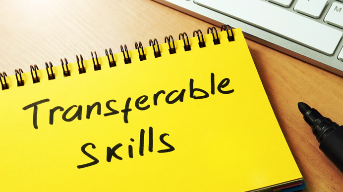 Read How your transferable skills could help you land your dream job