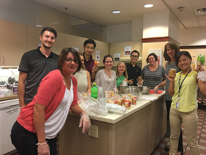 CSR at Ronald McDonald House Charities image