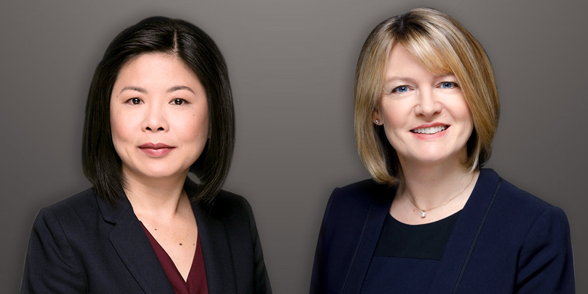 Hwee Chin Neo, Business Manager (left) and Kate Philips, Managing Director (right)