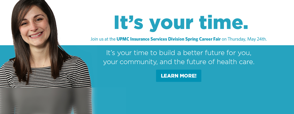 UPMC Insurance Services Division Career Fair