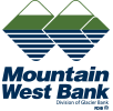 Mountain West Bank logo