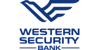 Western Security Bank logo