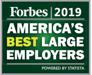 Forbes America's Best Large Employers