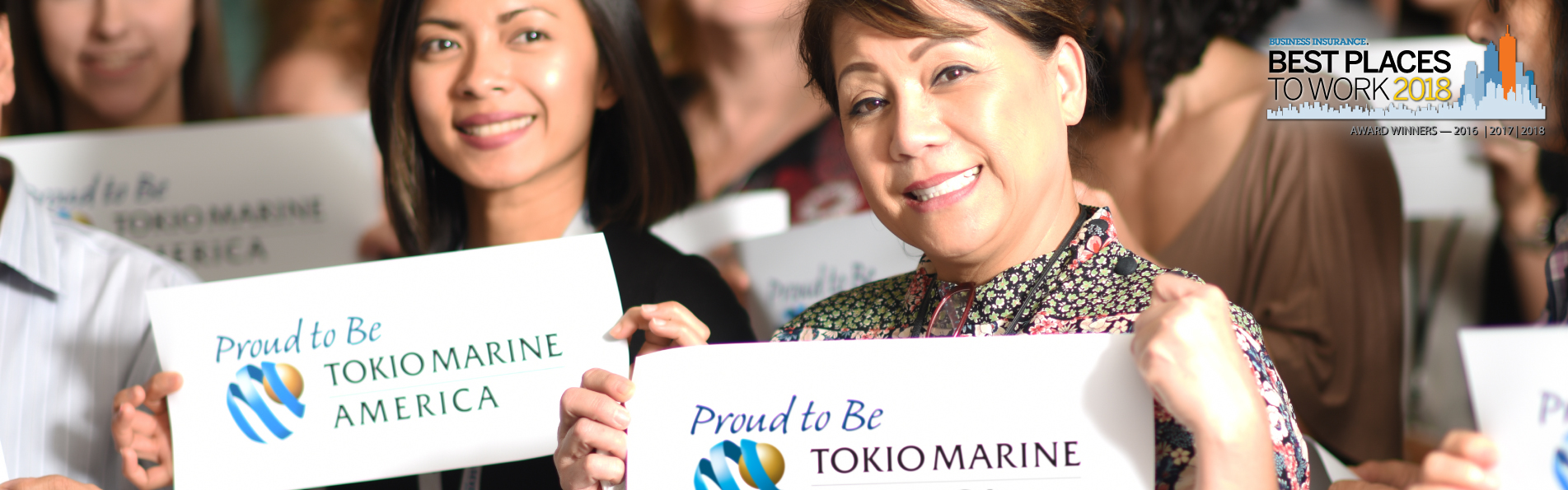 Build your Career at Tokio Marine America
