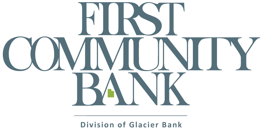First Community Bank Utah logo