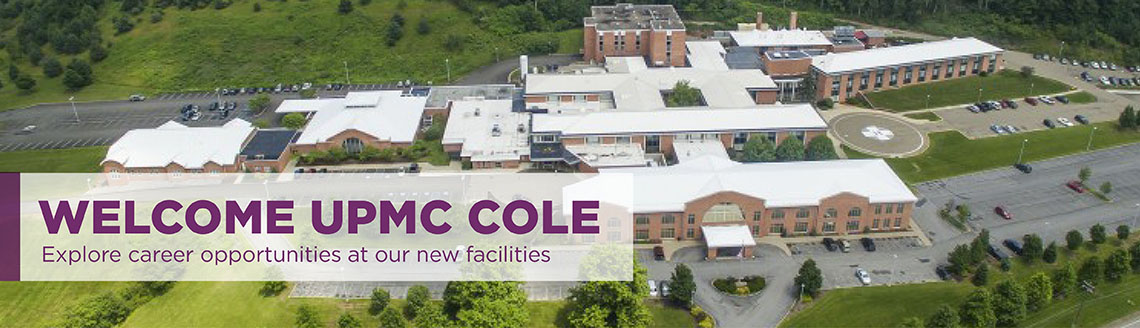 UPMC Cole Careers
