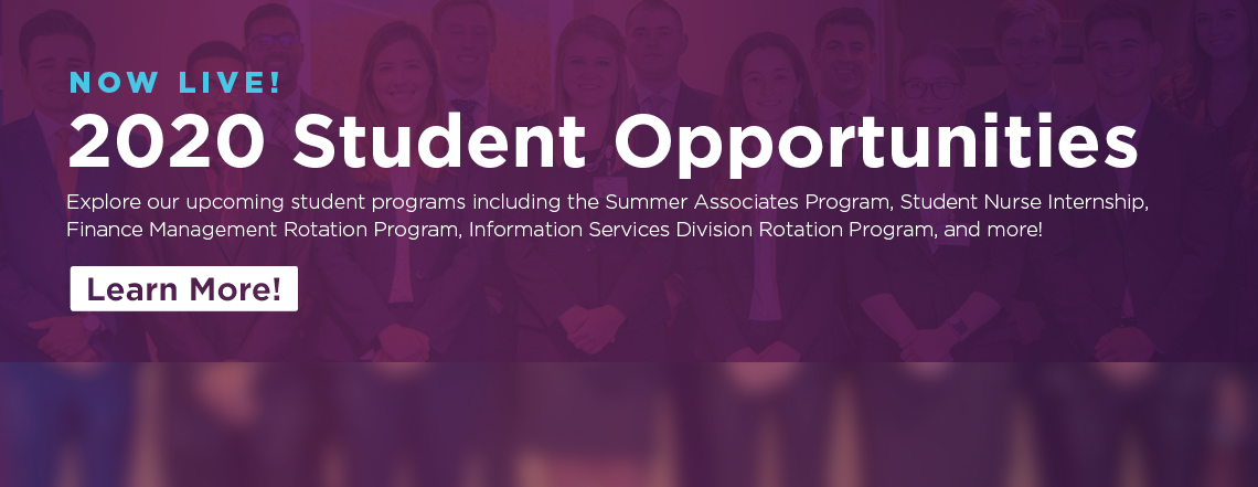 UPMC Student Opportunities