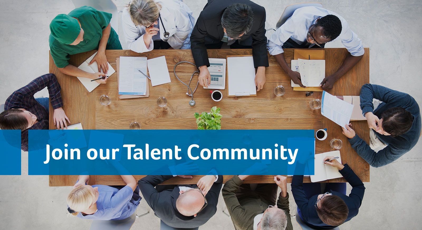 Talent Community banner image
