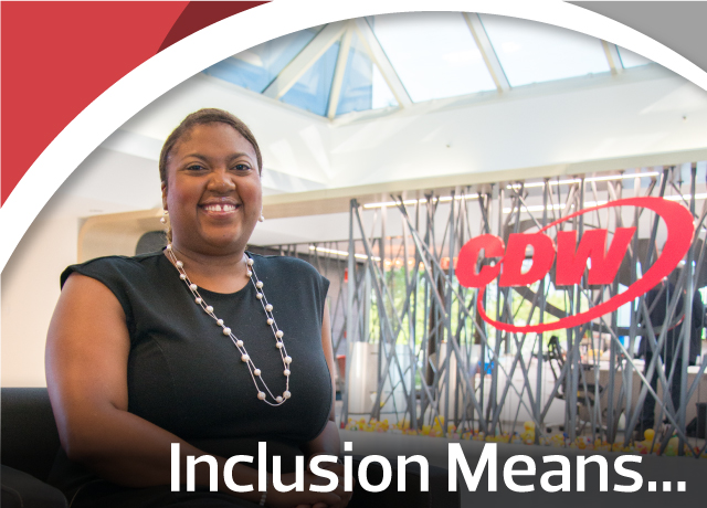 How Igniting Inclusion Makes an Impact at CDW image