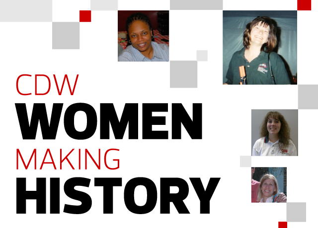 CDW Women Making History image