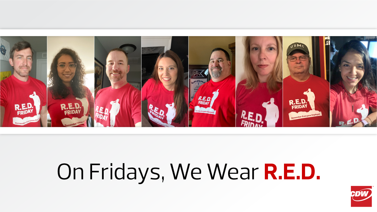 On Fridays, We Wear Red image