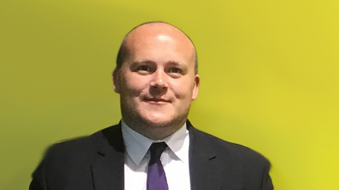 60 seconds with… Wayne McCully, Branch Manager