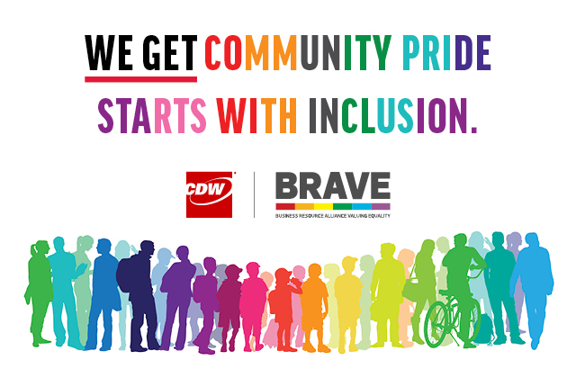 I Am CDW - LGBTQ Community at CDW image