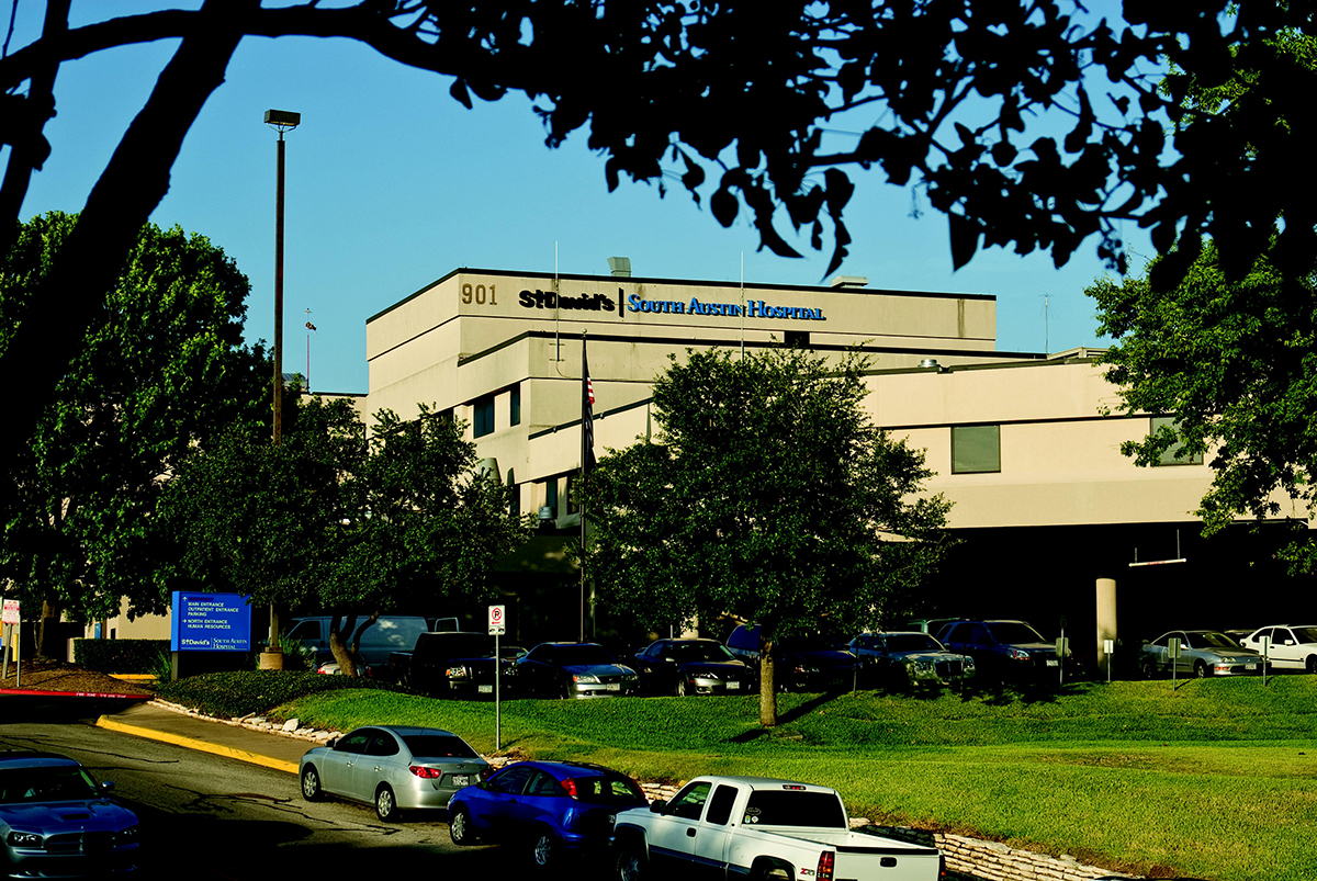 St. David's South Austin Medical Center