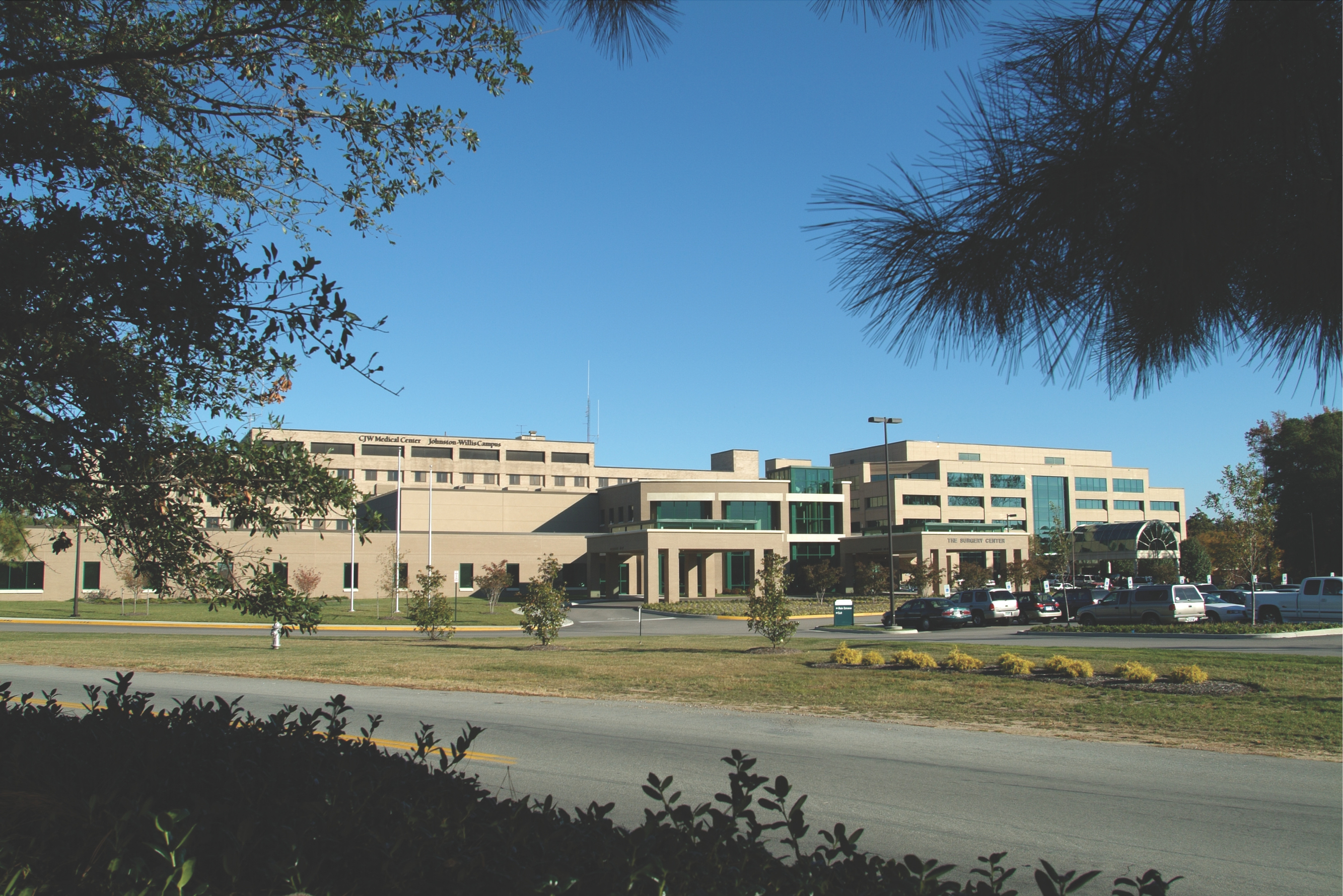 Johnston-Willis Hospital