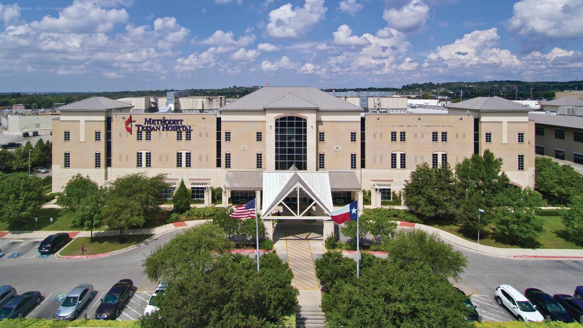 Methodist Hospital Texsan