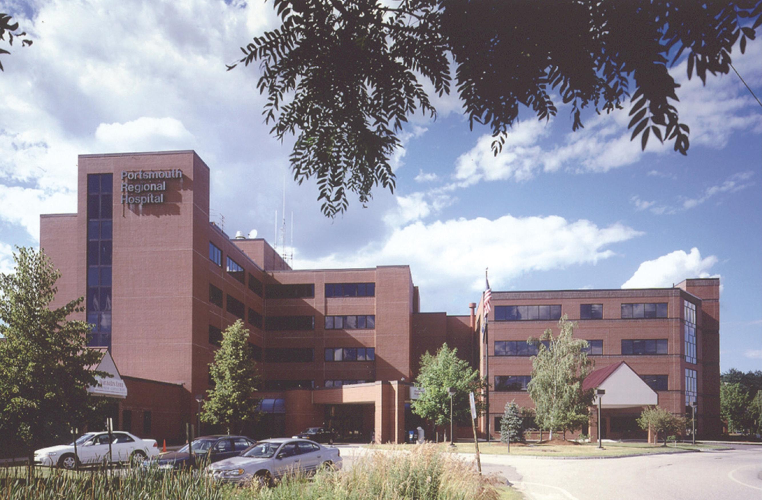 Portsmouth Regional Hospital
