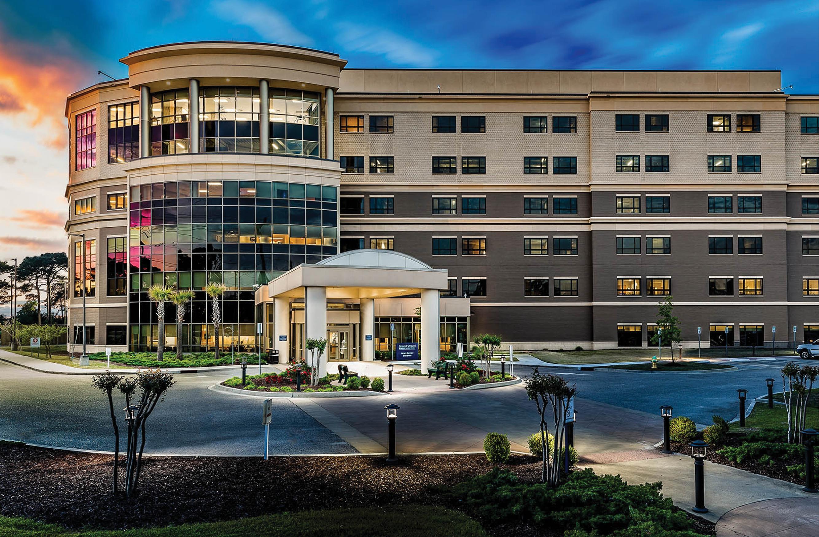 Grand Strand Medical Center closes ER ahead of Hurricane