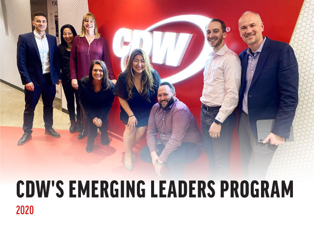 CDW's Emerging Leaders Program 2020 image