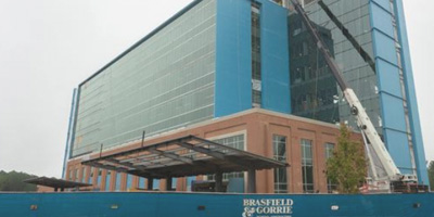 A sneak peek at UNC REX's new hospital in Holly Springs