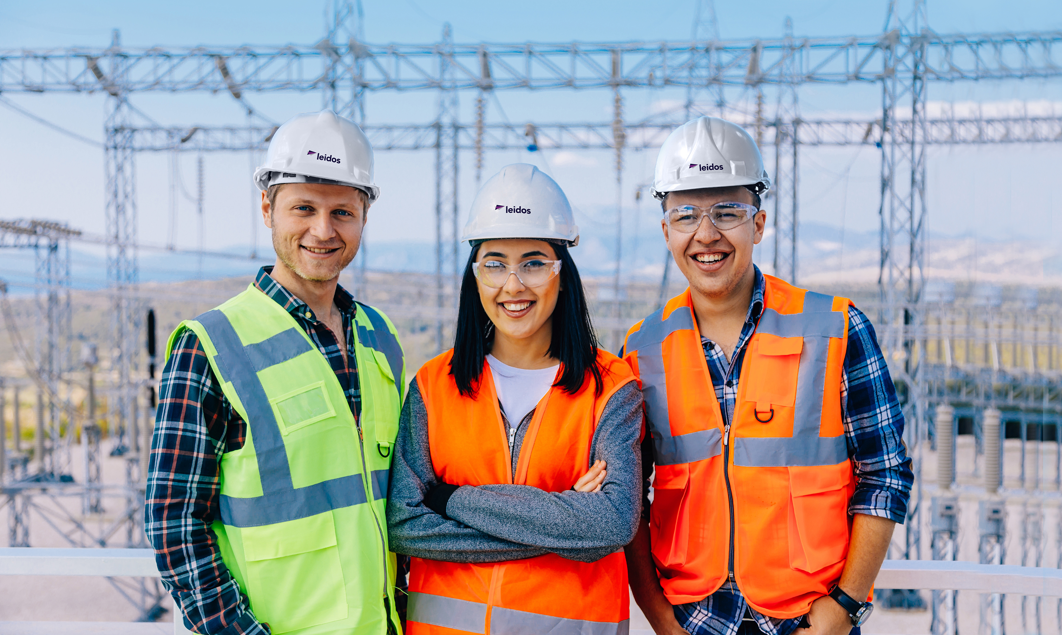 Header_Image_Leidos_substation_three_employees.jpg