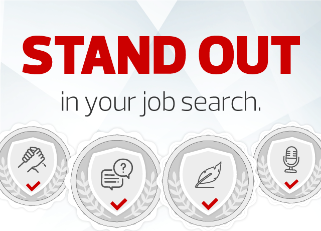 Stand Out in Your Job Search image