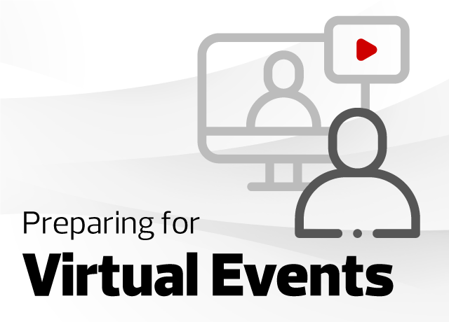 Preparing for Virtual Events image