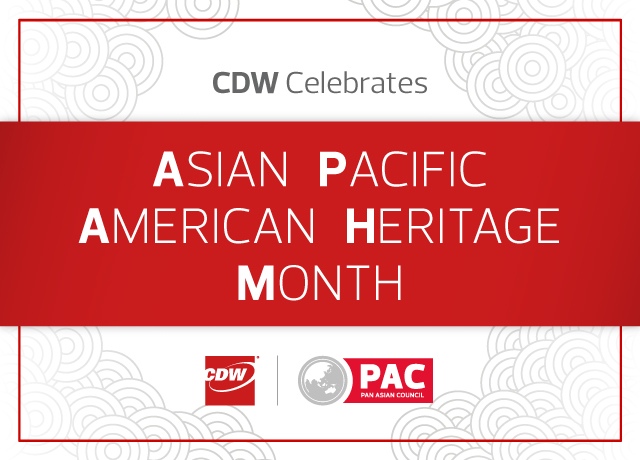 Celebrating Asian Pacific American Heritage Month at CDW image