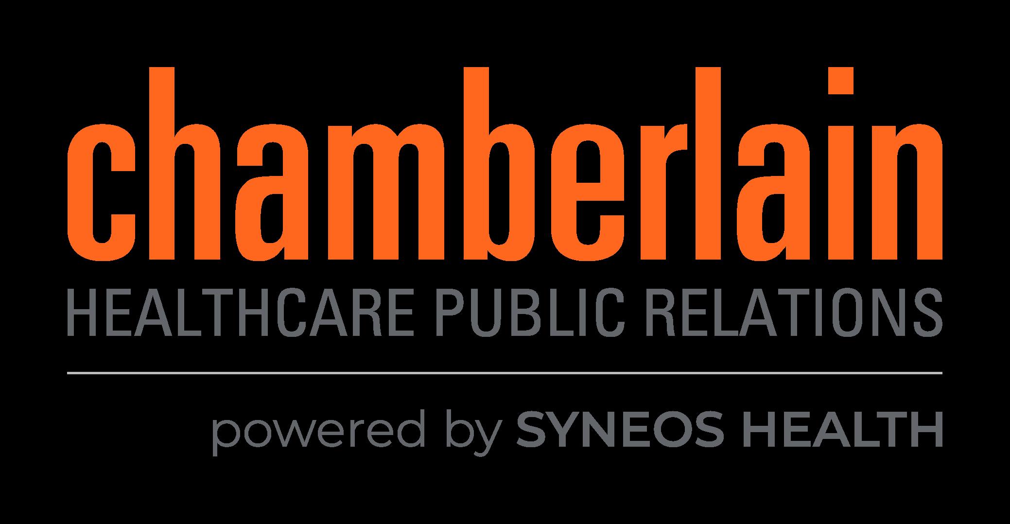 Chamberlain Healthcare PR logo