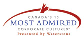 Canada's Most Admired Corporate Cultures