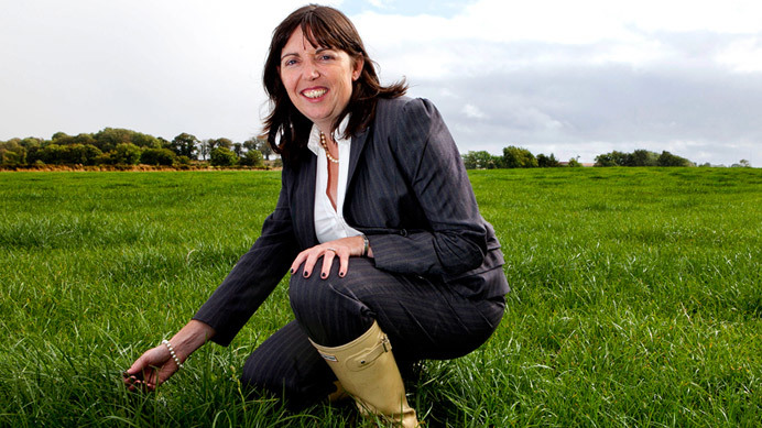 The Greener Side of Banking- A conversation with Ulster Bank's Agriculture Manager