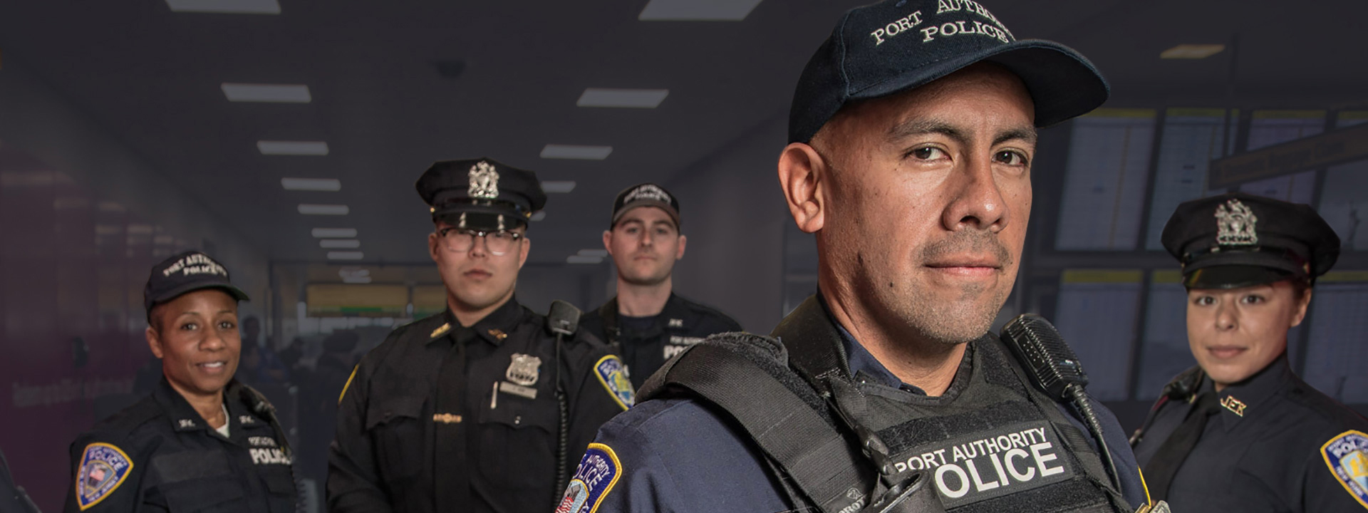 Home - PANYNJ Police Recruit Network - Jobs in New York, NY