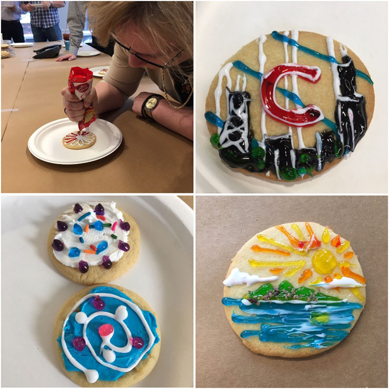St. Louis Cookie Decorating